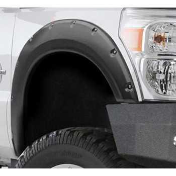 Elargisseurs d'ailes Ford Ranger T6 2015-2018