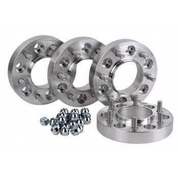 Elargisseur de voie aluminium 30 mm TOYOTA KDJ120-125-HILUX VIGO N25 10-2005-