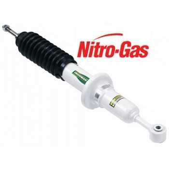 Amortisseur avant IRONMAN NITRO GAZ Nissan Navara D40 2005-