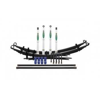 Kit suspension IRONMAN ELITE Isuzu D-Max 2003-2012 + 40 mm