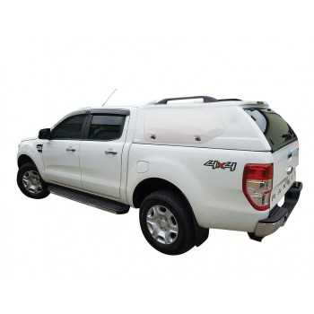 Hard top SLINE SP avec ouvertures papillon Ford Ranger Super Cab 2012+