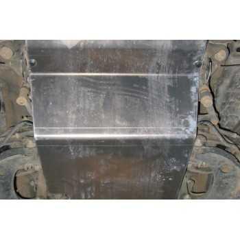 Blindage moteur aluminium Nissan Navara D22