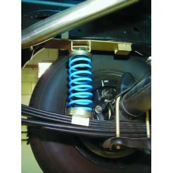 Compensateur de charge MAD Isuzu D-Max 06/2012+ pour l'avant