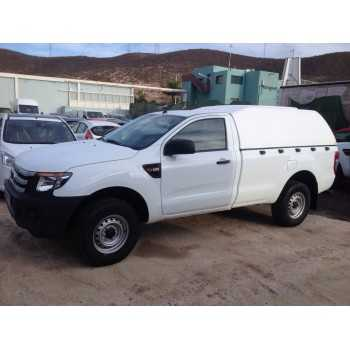 Hard top CARRYBOY Ford Ranger 2012+ 2 portes 2 places