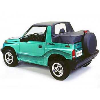 Windjammer Bestop® noire Suzuki Vitara 1995+
