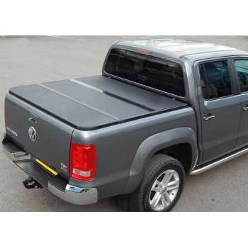 Tonneau cover souple 3 parties VW Amarok 4 Portes