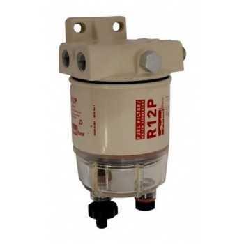 Préfiltre RACCORD série 120 gasoil 57L/Heures 30 Microns
