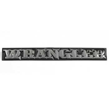 Embleme Jeep Wrangler 87-91