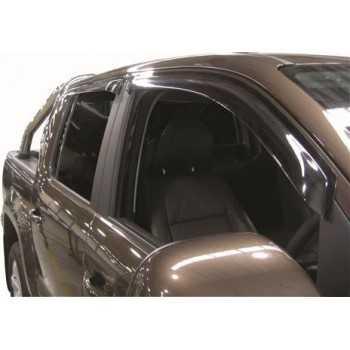 Deflecteur de porte avant et arrière Ford Ranger 2012-2017