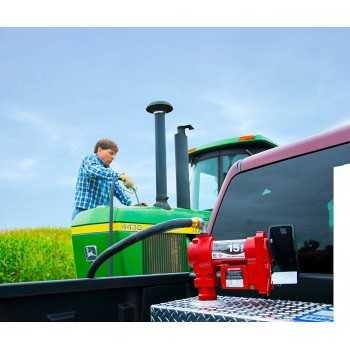Pompe de transfert Fill Rite 12 volts Diesel / essence / kérosène / E15 et biodiesel jusqu'à B20