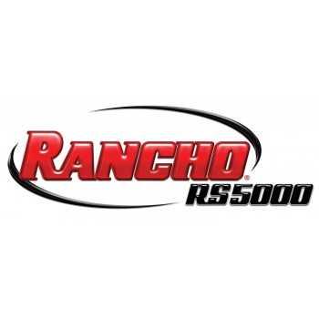 Amortisseur RANCHO 5000 avant Jeep Wrangler JK 2007-2018