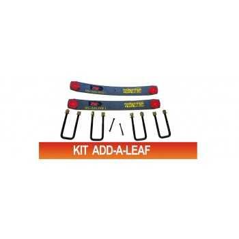 Kit lame add a leaf Nissan navara D40 2005-