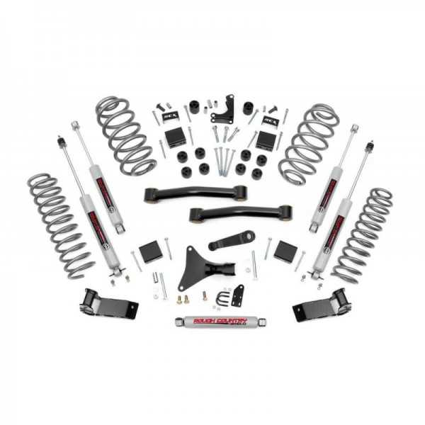 Kit suspension ROUGH COUNTRY  100 mm Jeep Grand Cherokee WJ/WG 1999-2004