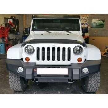 Visiere de pare brise Jeep Wrangler JK 2007+