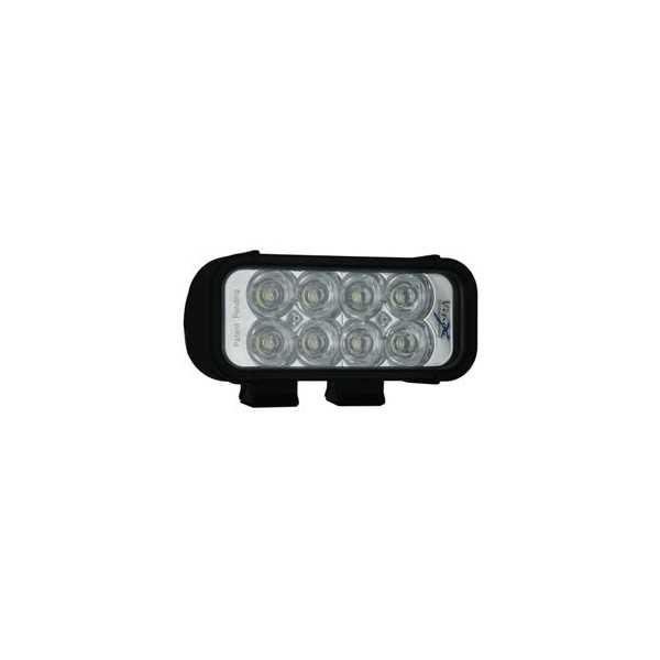 PHARE DE ROUTE A 8 LED VISION X FAISCEAU LARGE