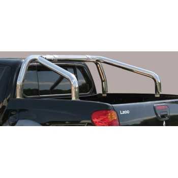 Arceau de benne 2 tubes Mitsubishi L200 2006-2009 4 portes
