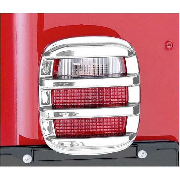 Grille de feux arrière Jeep CJ-Wrangler 1976-2006