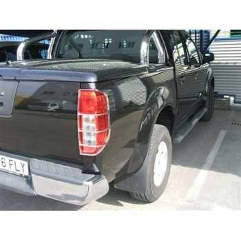 PROTECTION DE FEUX ARRIERE INOX FORD RANGER 2012-