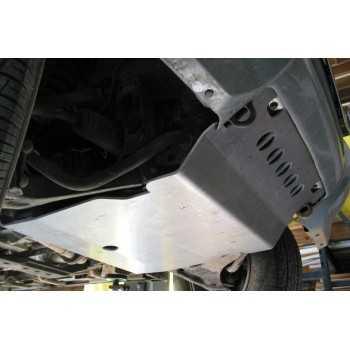 Blindage moteur aluminium Pajero did 3L2 2000-aujourd'hui