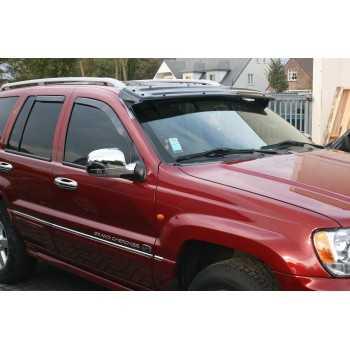 Visiere de pare brise Jeep Grand Cherokee 2005-2010