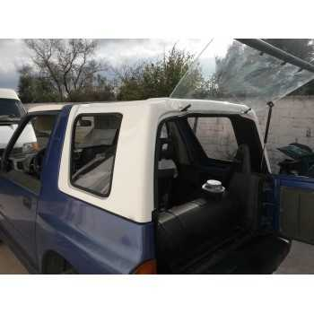 Hard top Suzuki Vitara blanc V2