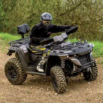 Quad HYTRACK HY740 STL EPS