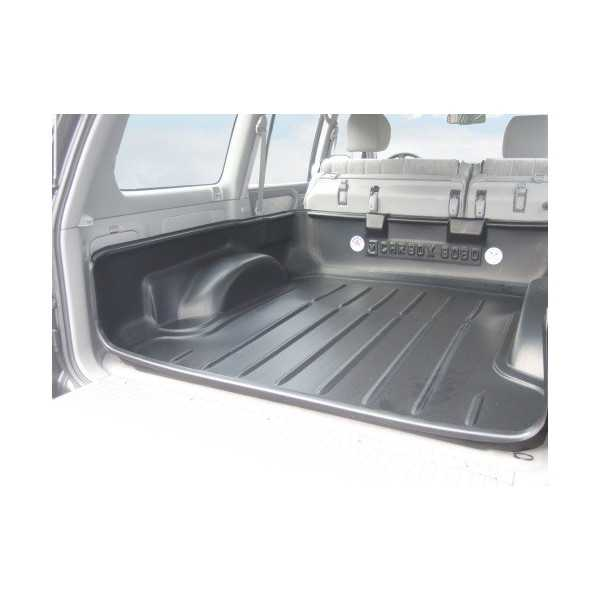 PROTECTION DE COFFRE TOYOTA HDJ100 (2 places assises)