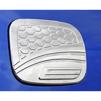 Enjoliveur chromé de trappe a essence Toyota Hilux 2016+