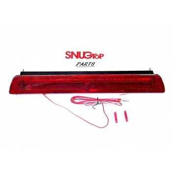 3eme Feu stop à LED arrière de hard top SNUGTOP Longueur 365 mm