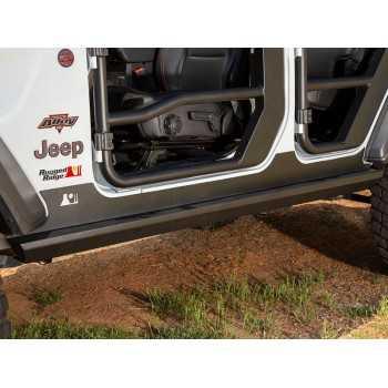 Kit de protection latéral Jeep Wrangler JL 2018+