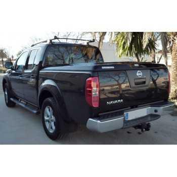 Couvre benne Nissan Navara D40 2005+ 4 Portes VERSION IMPORT + 11 CM