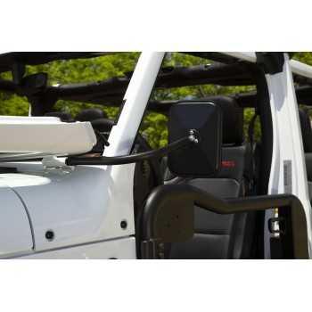 Rétroviseur rectangulaire Jeep Wrangler JL 2018+
