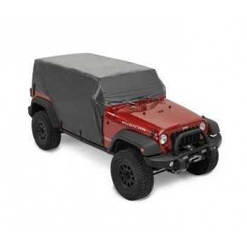 Housse Trail Cover Jeep Wrangler 2007-2021 4 portes