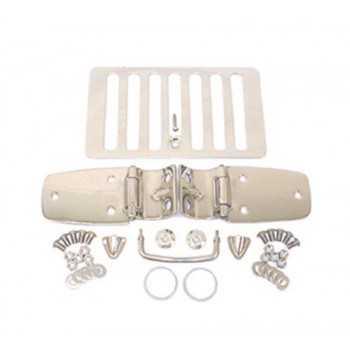 Accessoires de capot Jeep Wrangler 1998-2006