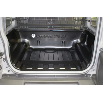 Protection de coffre sans banquette Suzuki Jimny 10/2018+