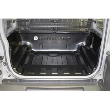 Protection de coffre sans banquette Suzuki Jimny 10/2018+ couleur du bac vert