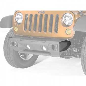 Embout pour Pare choc acier tout terrain Jeep Wrangler JK 2007-2018