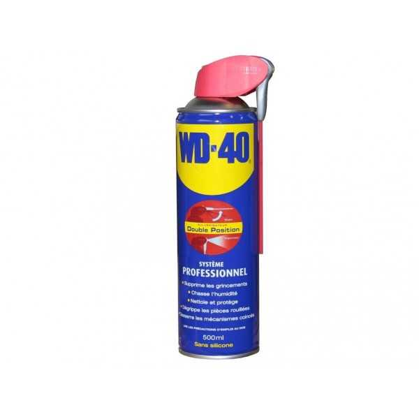 Degrippant multifonction WD-40