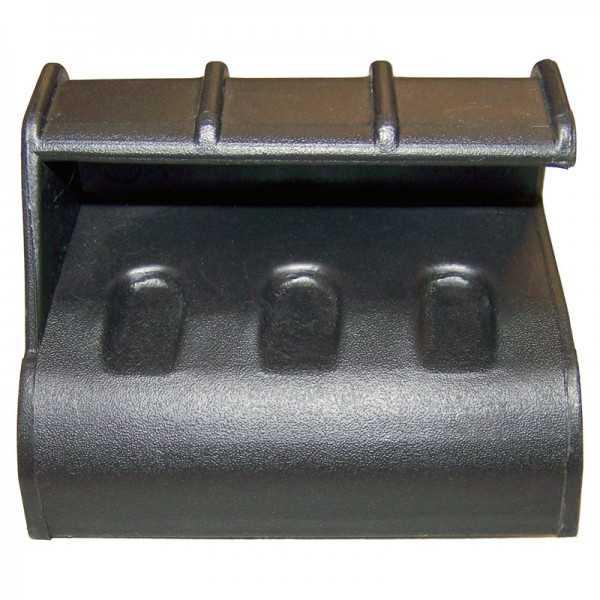 Clip de retenue gauche pour barre de hayon Mopar Jeep Wrangler JK 2007-2018