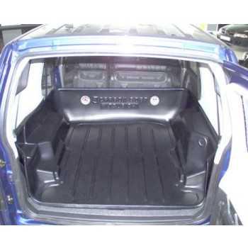 Protection de coffre Mitsubishi Pajero III chassis long (V60)  01/1999 à 01/2007