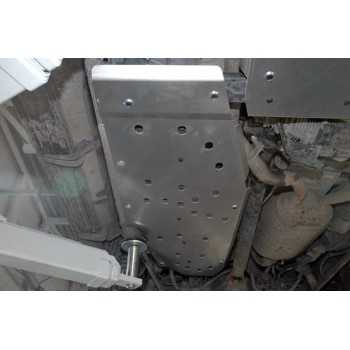 Blindage réservoir aluminium Toyota VDJ200 2008-10/2015