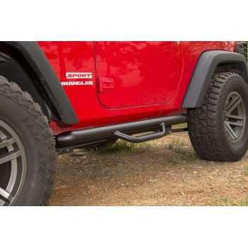Marche pieds 2 portes Spartan Jeep Wrangler JK 2007-2011