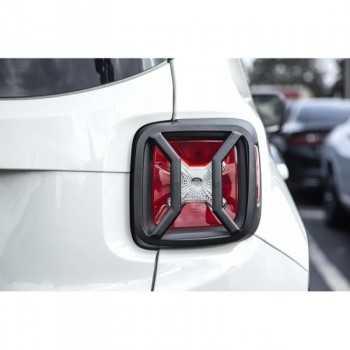 Grille de phare arrière noire Jeep Renegade 2015-2019