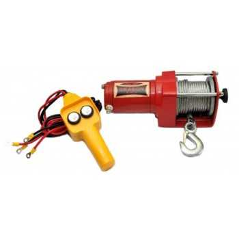 Treuil Dragon DWH 2500 ST YP  1T133 12 Volts
