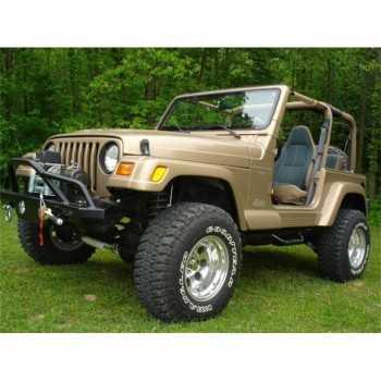Marche pieds noir Jeep Wrangler TJ 1997-2006