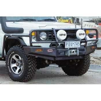 Pare-choc ARB avec support de treuil Toyota HZJ/BJ73/75/78/79 1985-2007