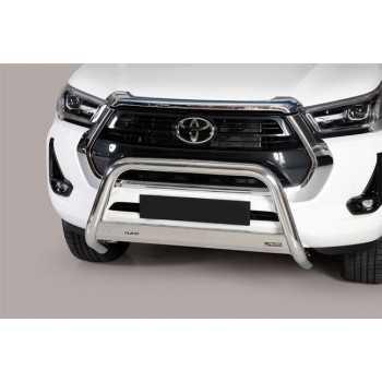 Medium bar noir diamètre 63 mm Toyota Hilux Revo 2016-