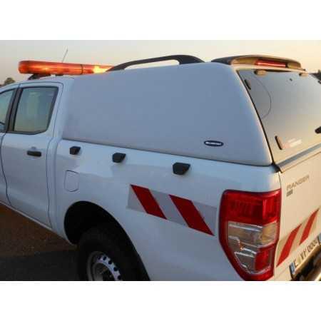Hard top CARRYBOY Ford Ranger 2012-2021 4 portes
