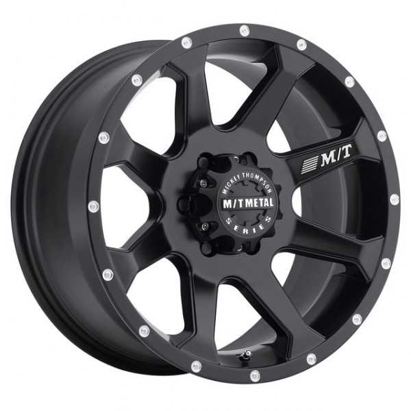 Jante alu Mickey Thompson M/T métal séries MM-366 9X17 Jeep Wrangler JK