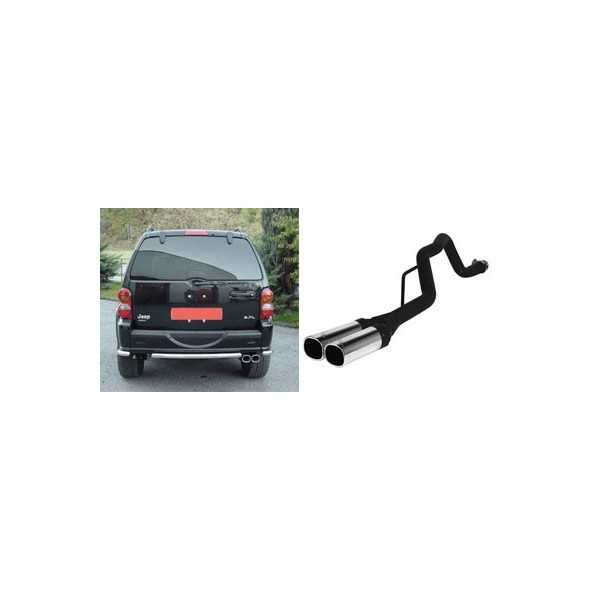 SILENCIEUX ARRIERE JEEP CHEROKEE LIBERTY 3L7 V6